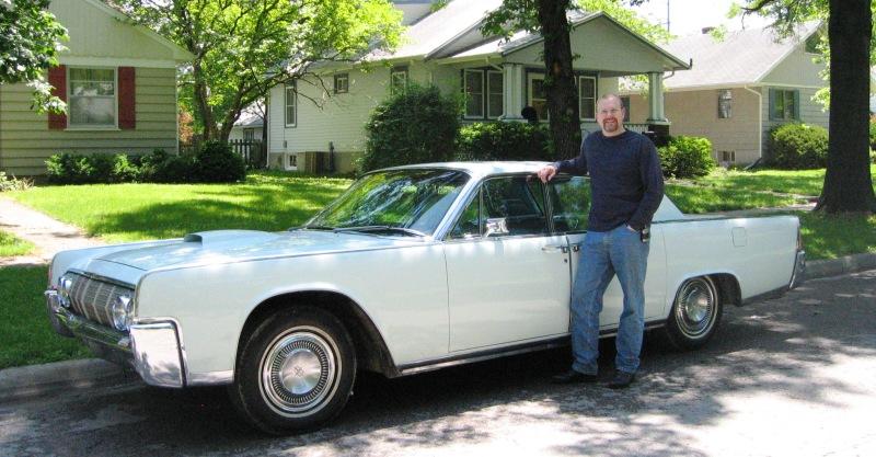 Goodbye, my pretty car!
