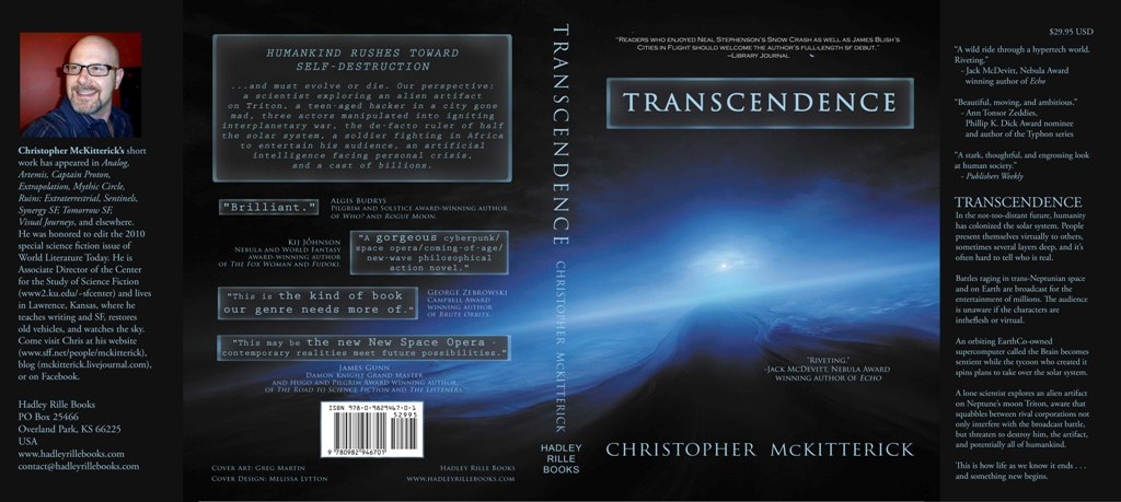 5531250c196c0 Transcendence by Christopher McKitterick